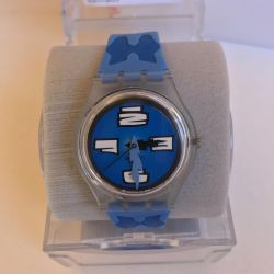 Watch Swatch model Touch THE SKY