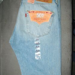Джинсы LEVI'S 501 made in Mexico 31/32 33/32 34/34