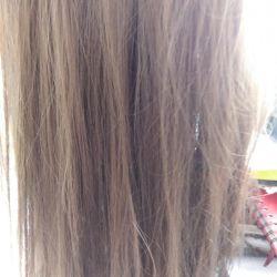 Процедура термокератин для волос