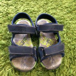 Sandalet jook 28 beden, tabanlık 17 cm
