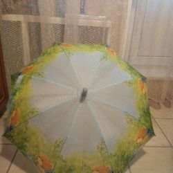 Children's umbrella with bears