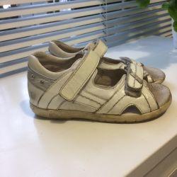 orthopedic leather sandals 27