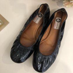 Μπαλέτο Παπούτσια Lanvin. Αρχικό