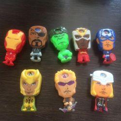 Marvel Colecția de jucării