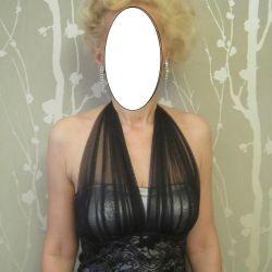 Платье вечернее для шикарной р.44