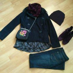 Комплект джинси і туніка, розмір 42-44
