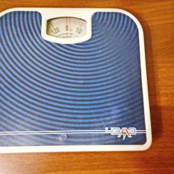 Floor scales VBN-130-02.