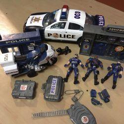 Police Station Set
