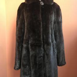 Mink coat 48-50