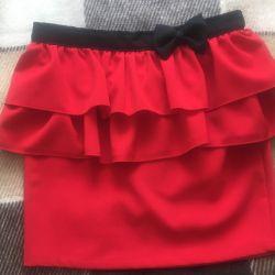 Βασκική φούστα