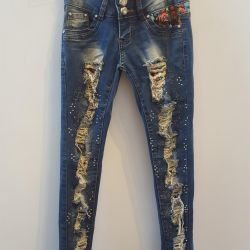 Jeans 25size!