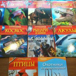 Books Encyclopedia New 12 pcs.