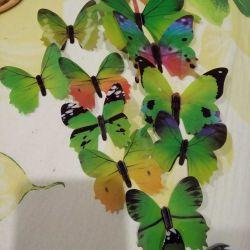 Fluture 3D pentru decorare