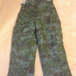 Insulated Bib Pants