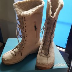Colambia χαμηλές μπότες