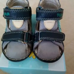 Sandals from