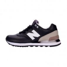 Sneakers New Balance 574 Leather Brown