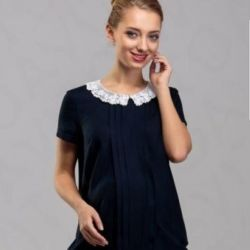 Blouse for pregnant women 46 sizes