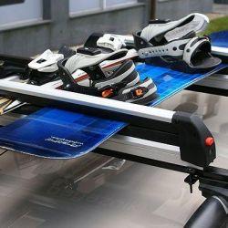 Ski mount (Poland) for 5 pairs