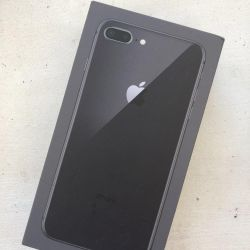 IPhone 8 Plus 256 black
