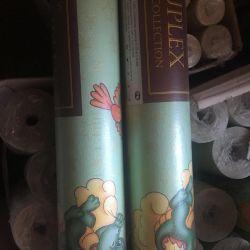 Paper Draco Wallpaper