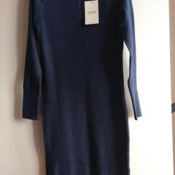 Dress new knitted, river 46-48
