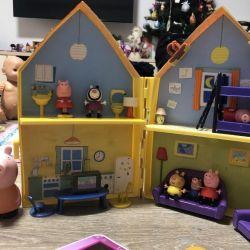 Pepa Pig House