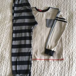 Pajamas 140r. Next for boy