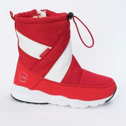 Kız için sıcak botlar