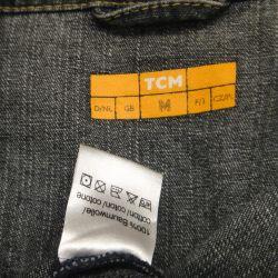 Almanya'dan TCM denim ceket orijinal