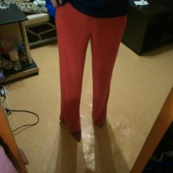 Wide trousers new