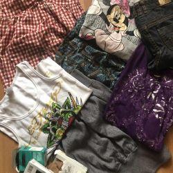 Pachet vestimentar 158