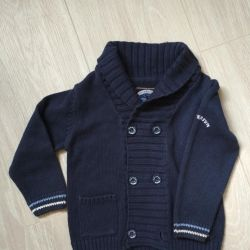 Cute sweater for a boy 80 height