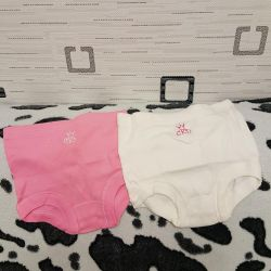 Panties for diapers. Crocid new