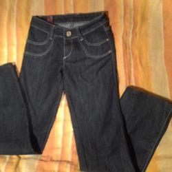 kot pantolon, birkaç kez giyinmiş, sayfa 36-38.do 165 cm