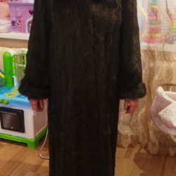 Groundhog Γούνινο παλτό