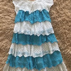 Dress for girls 6-8 years!