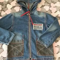 Denim jacket 110 growth