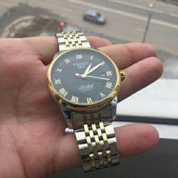 mechanical watch TISSOT self-winding.