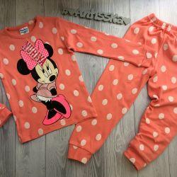 Pajamas new Minnie