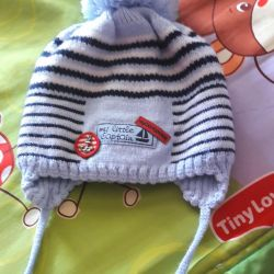 Baby hat up to a year