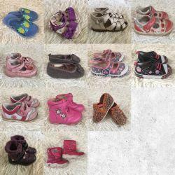 Pantofi pentru fetiță
