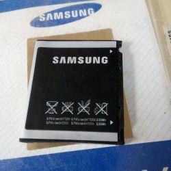 μπαταρία Samsung AB 423643 CE. νέα.