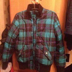 Kürklü sıcak Bolognese ceket