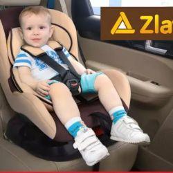 Scaune auto de la naștere până la 7 ani