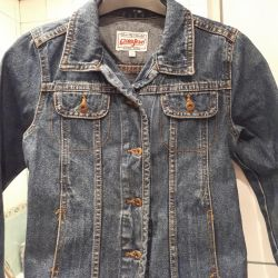 Denim jacket p.32 new.