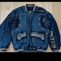Double sided jacket Puledro