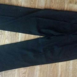 Trousers for school 46 size Russia