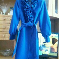 Όμορφο παλτό από αραβόσιτο