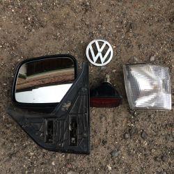On Volkswagen T4